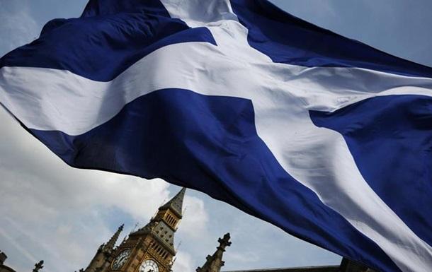 Опитування: Шотландці готові підтримати на референдумі незалежність