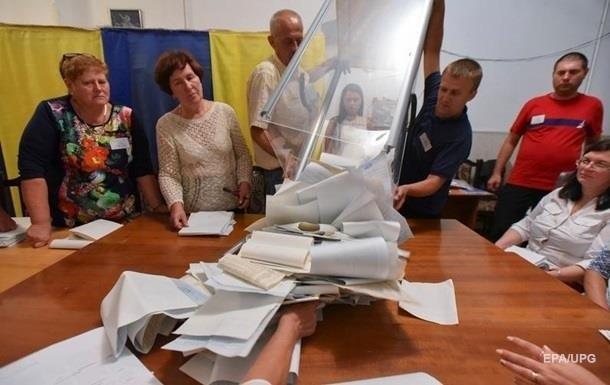 В одному з округів не встигли підрахувати голоси