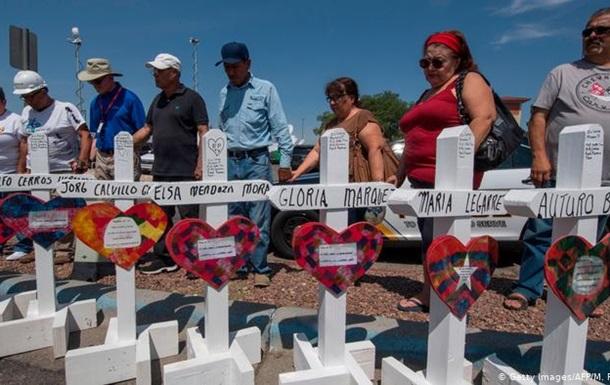 Масове вбивство у Техасі: серед загиблих німець і восьмеро мексиканців