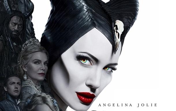 Вийшов постер фільму Малефісента 2 з Анджеліною Джолі