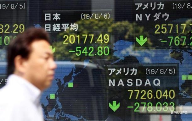 Юань vs долар. Чому впали світові біржі