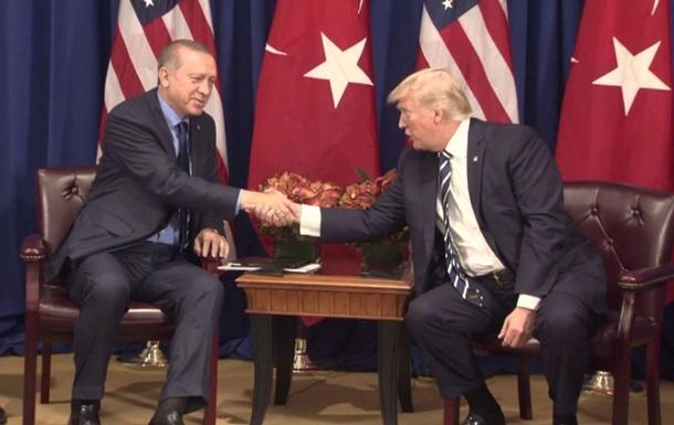 Американско-турецкие разногласия: обе стороны не могут прийти к соглашению