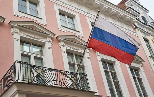 Естонія фактично приєдналася до блокади Донбасу - посольство РФ