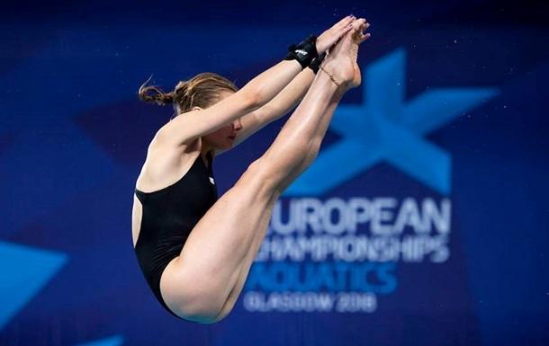 Лискун блискуче виграла золото чемпіонату Європи