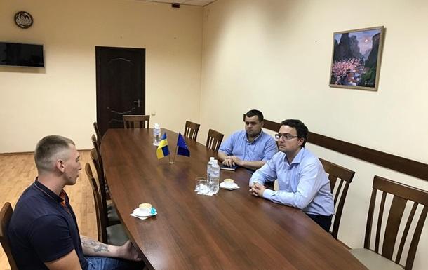 Украинца Стешенко освободили из крымской колонии