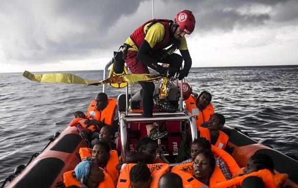 ЄС критикує декрет Італії проти рятувальників мігрантів