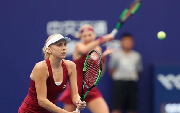 Людмила Киченок завершила выступления на турнире в Торонто