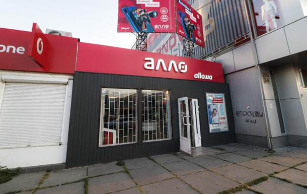 У Києві за 120 секунд пограбували магазин