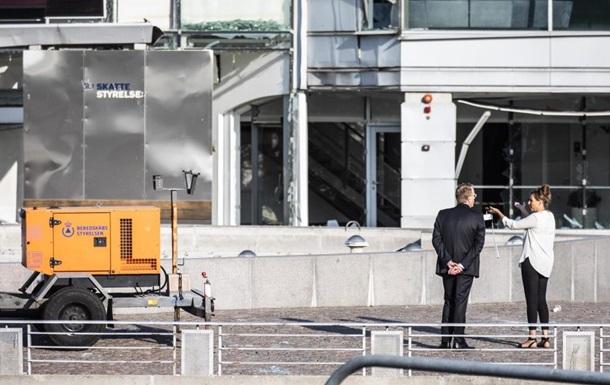 В Копенгагене прогремел мощный взрыв