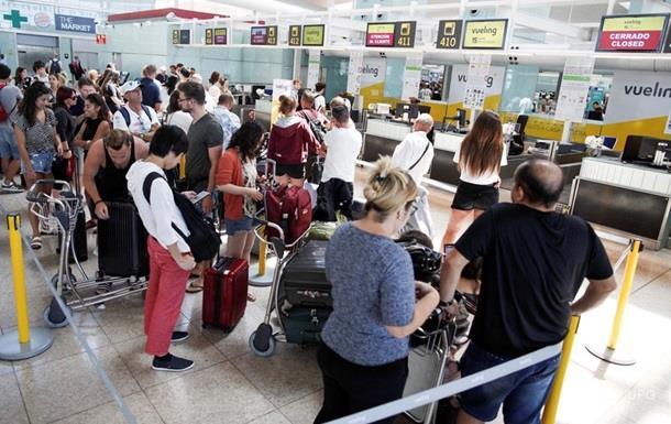 Українців попередили про страйк в аеропорту Барселони