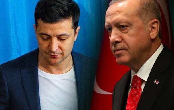Турецкий вояж: зачем Зеленский к Эрдогану летит