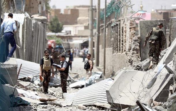 Вибух у Кабулі: кількість загиблих і постраждалих зросла до 118 осіб