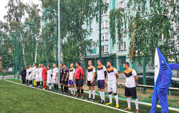 BVS - генеральный спонсор турнира по мини-футболу!