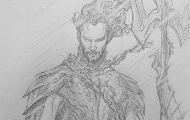 Художник показал Киану Ривза в образе супергероя Marvel