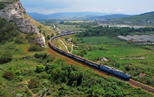 Украинцам назначили дополнительный поезд на море