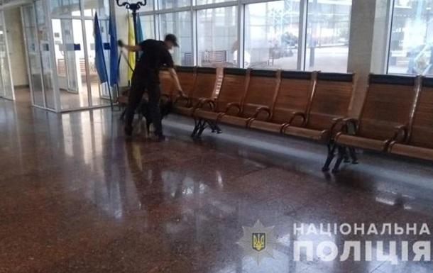 У Харкові  замінували  аеропорт, вокзали, автостанції і метро