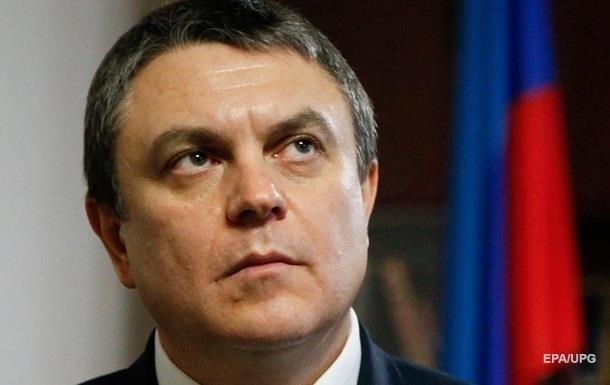 Глава  ЛНР  пригласил Зеленского на  переговоры  в Луганск