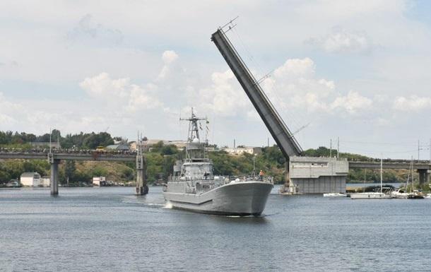 Найбільший десантний корабель ВМС України став на ремонт