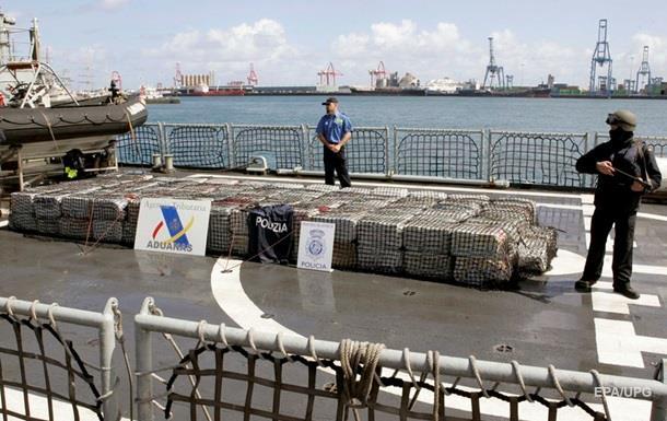 В немецком порту изъяли 1,5 тонны кокаина