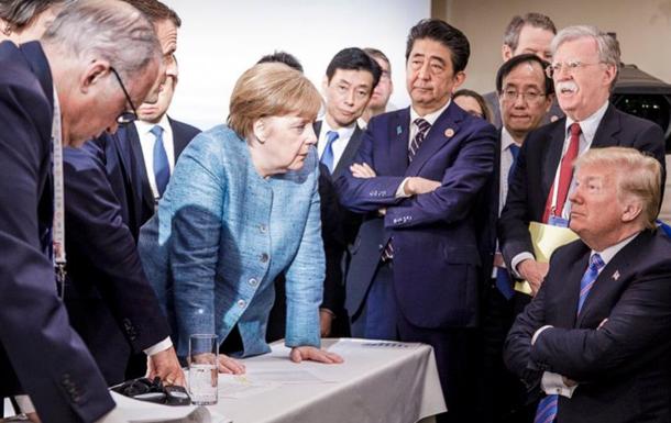 Безглуздість саміту у Біарріці для Трампа та сучасна безглуздість G7 взагалі