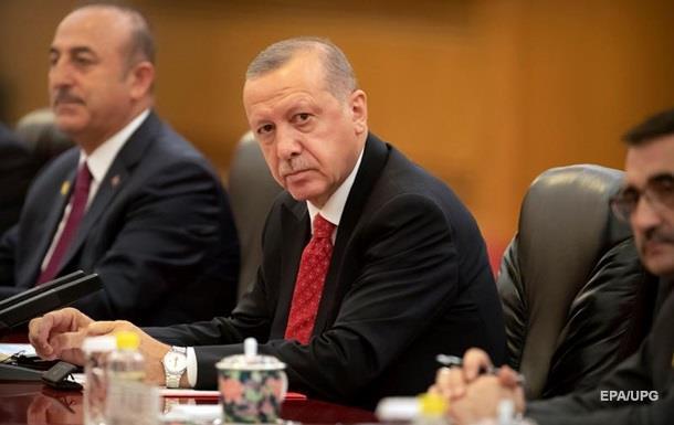 Началась встреча Зеленского с Эрдоганом в Анкаре