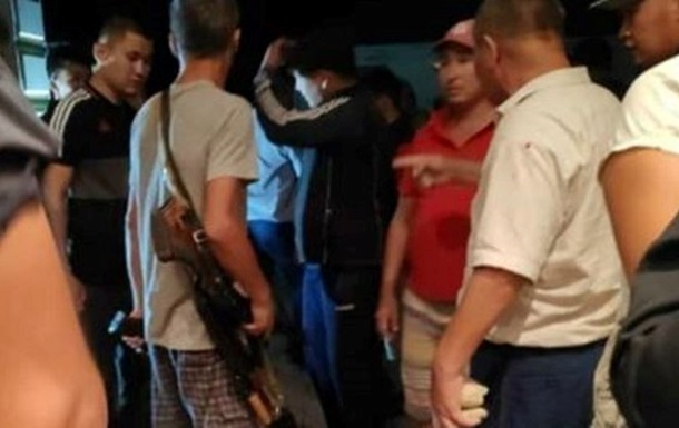 В Киргизии начался второй штурм резиденции экс-президента
