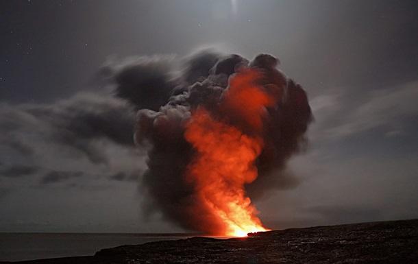 Передбачено катастрофічне виверження вулкана