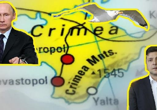 Как украинцы Зеленскому Крым советовали вернуть