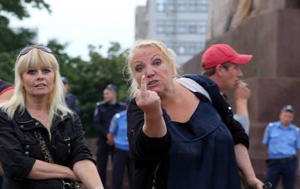 Суд виправдав відому сепаратистку з Харкова