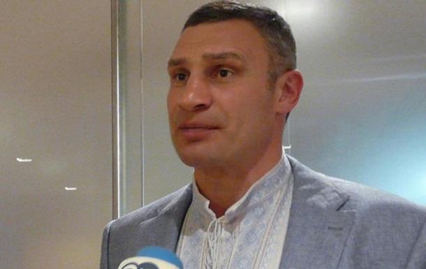 Віталій Кличко заявив, що знову балотуватиметься у мери Києва