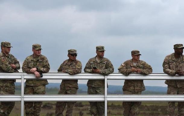 США погрожують Німеччині виведенням частини військ