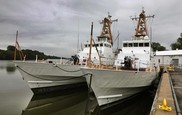 Україна через рік починає модернізацію американських катерів