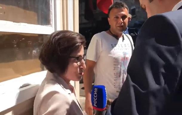 Охорона в Туреччині не пропустила до Зеленського журналістку з РФ