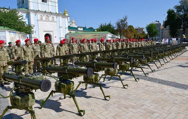 ВСУ получили свыше 800 единиц нового оружия