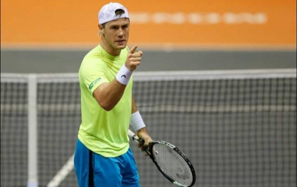 Марченко пробился в 1/2 финала турнира ITF в Испании