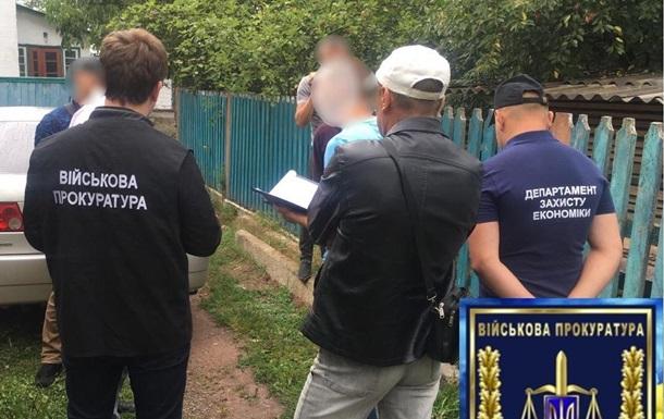 У Житомирській області главу райради спіймали на хабарі