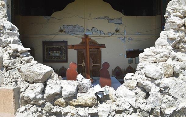 У Туреччині землетрус пошкодив тисячу будинків
