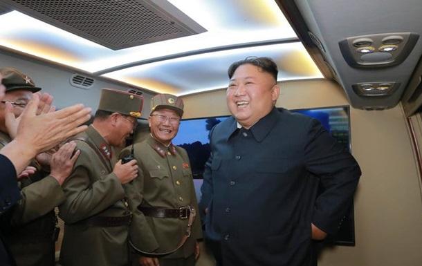 КНДР 10 августа провела испытания нового оружия