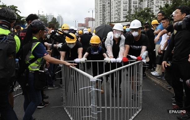 У Гонконгу поновилися антиурядові протести