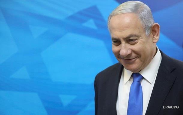 Нетаньяху відвідає Україну вперше за 20 років