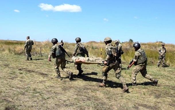 Тиша  на Донбасі: чотири обстріли за добу