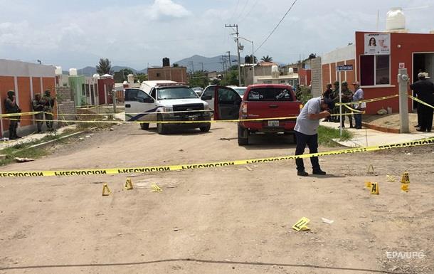 У Мексиці напали на більярдну: вісім загиблих