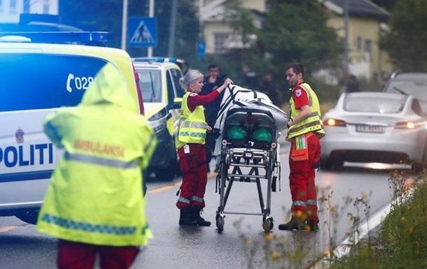 Стрілянину в Норвегії кваліфіковано як  спробу теракту