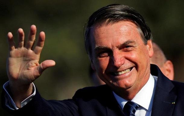 Президент Бразилії відмовляється від фінансової допомоги ФРН