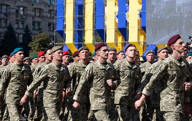 В День независимости состоится Марш защитников Украины