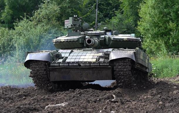 В Украине началась серийная модернизация танков Т-64