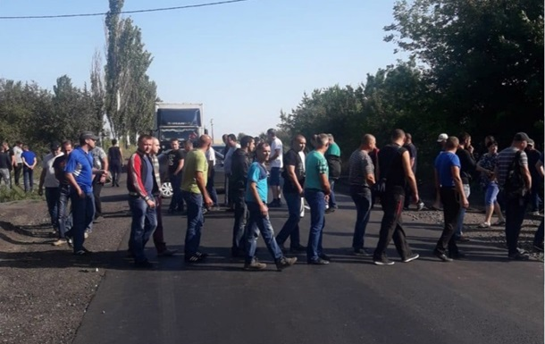На Донбассе расширяются протесты шахтеров
