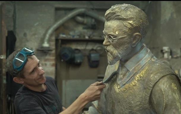 Вернадский с борщом: в Харькове появится новая скульптура
