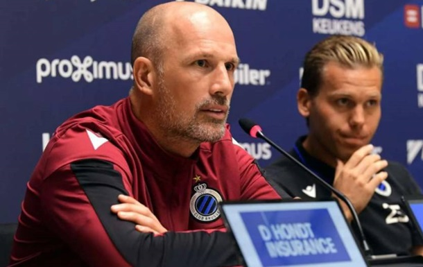 Тренер Брюгге: Постараємося забити Динамо