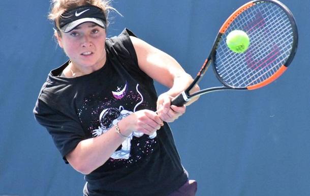 Визначилася перша суперниця Світоліної на турнірі в Цинциннаті
